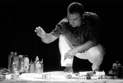 Bernard Van Malle, calligraphe, bouches-du-rhône