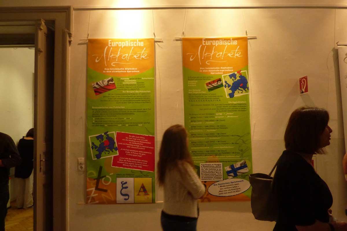 exposition itinérante alphabets européens