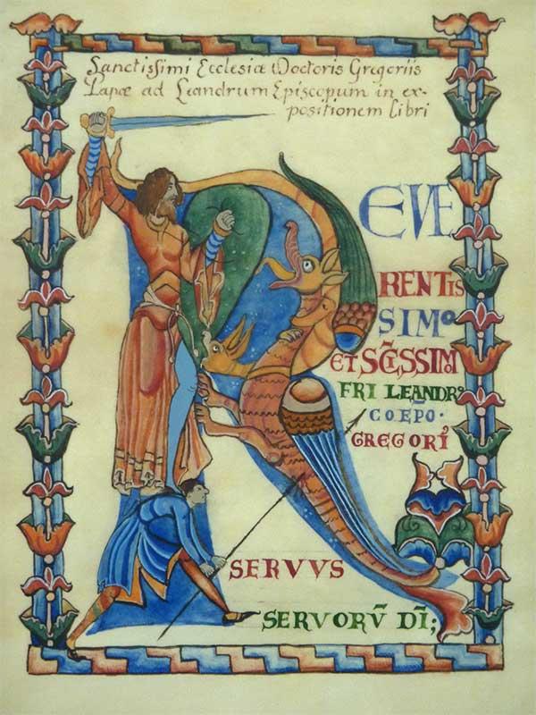 exposition enluminure calligraphie médiévales
