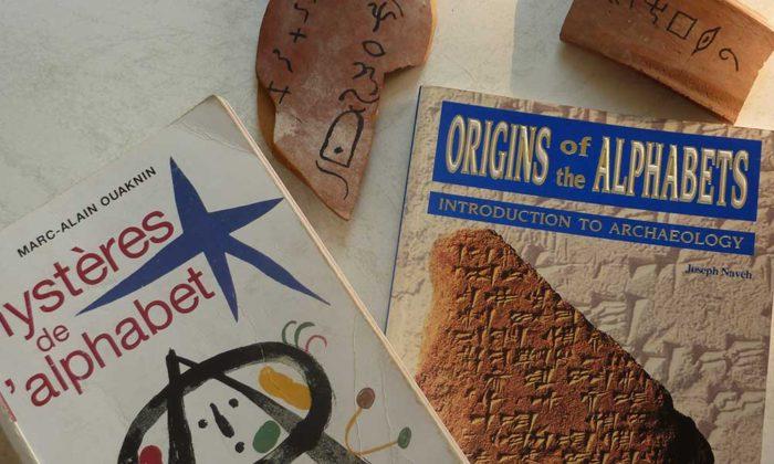 exposition origines de l'alphabet