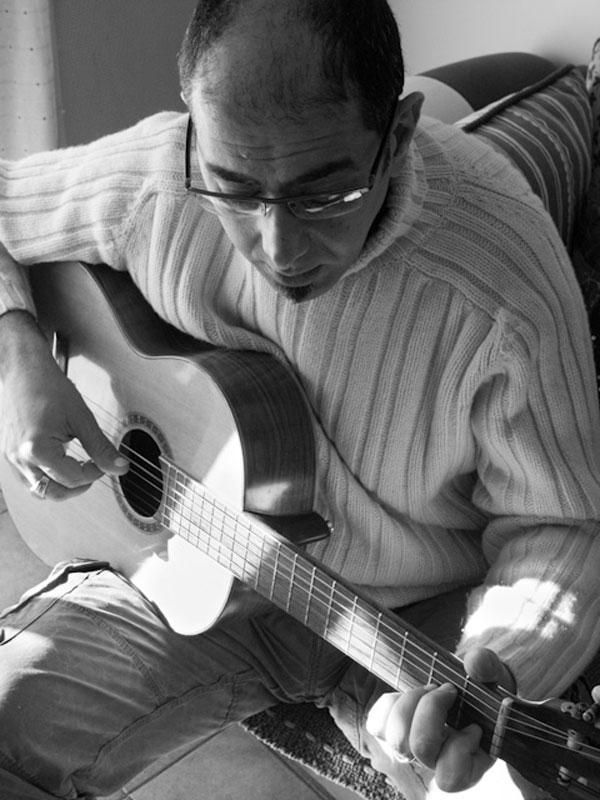 la poésie et la guitare brésilienne fred régine