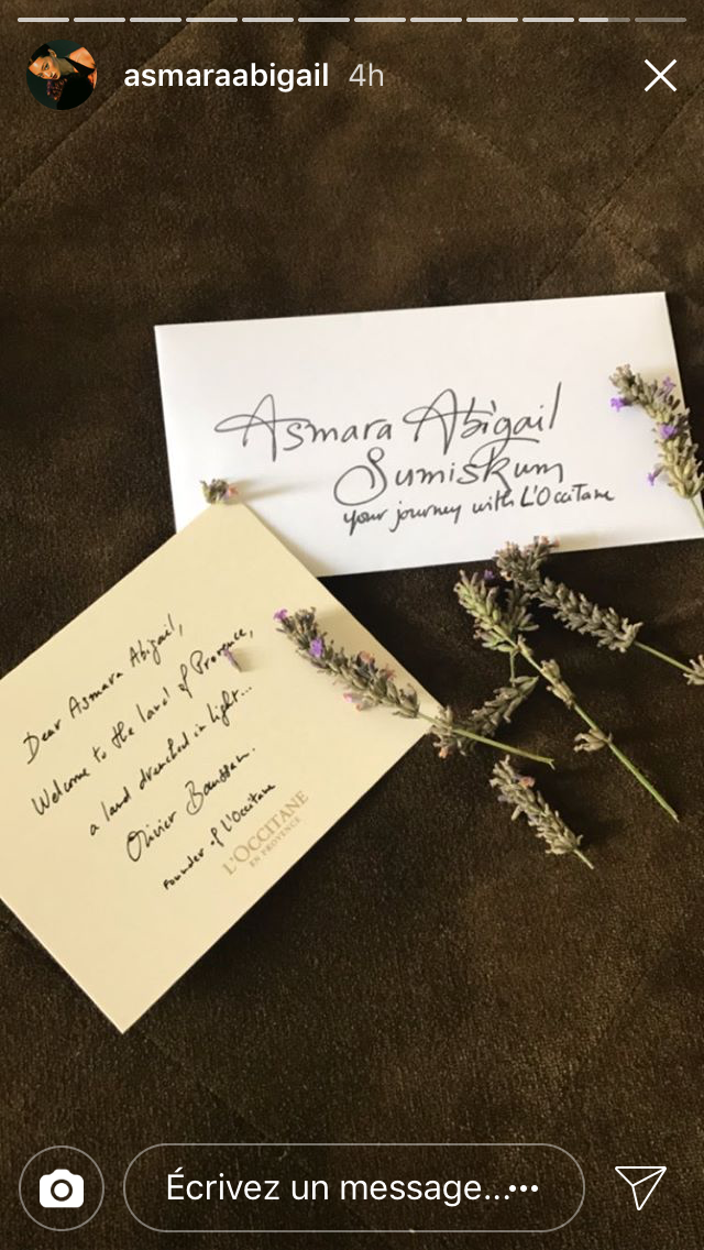 enveloppes calligraphie invitation hand lettering blog journaliste